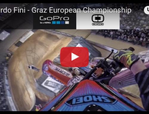 Campionato Europeo 2015 di Graz – GoPro run